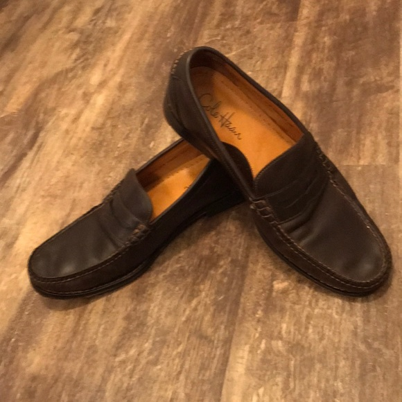 Cole Haan Nike Air Penny Loafers
